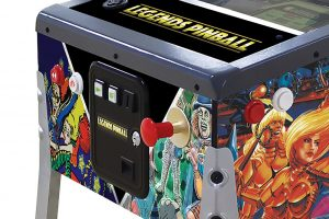 PR: AtGames® and The Brick Expand Partnership With Premier Launch of Legends Pinball in Canada