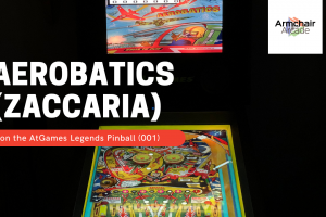 Aerobatics (Zaccaria) on the AtGames Legends Pinball (001)