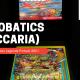 Aerobatics (Zaccaria) on the AtGames Legends Pinball (001)