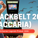 Video: Blackbelt 2018 (Zaccaria) on the AtGames Legends Pinball (008)