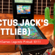 Gameplay video of Cactus Jack's (Gottlieb) on the AtGames Legends Pinball (011)