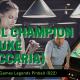 Gameplay video of Pool Champion Deluxe (Zaccaria) on the AtGames Legends Pinball (022)