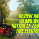 Video: Review and Ride Along with the Rattan LF 750W Fat Tire Electric Bike