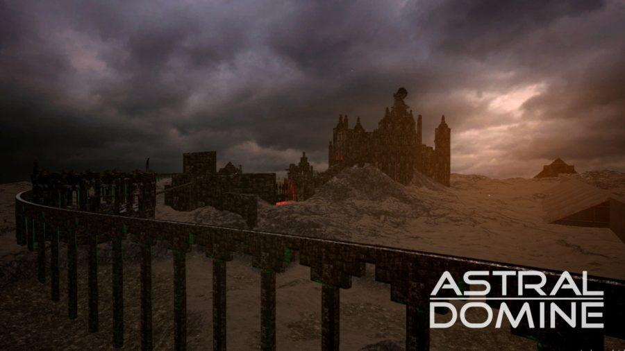 HTC Vive VR Review: Astral Domine