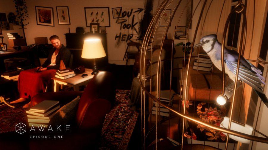 HTC Vive/VIVEPORT VR Review - Awake: Episode One