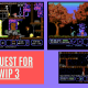A Pig Quest – Another neo-classic C-64 game is getting closer to release!