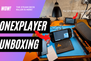 Video: ONEXPLAYER Unboxing - The Steam Deck Killer is Here!