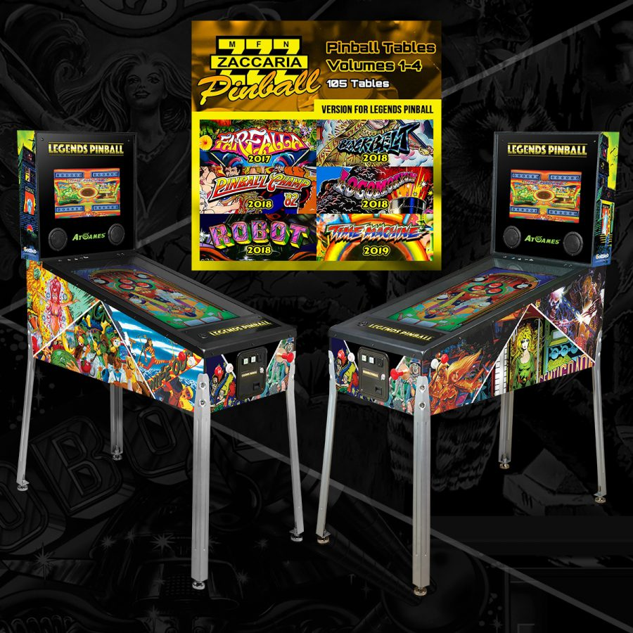AtGames Legends Arcade Family Independence Day Sale is Here