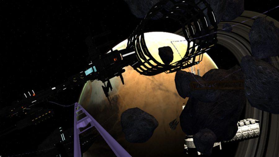HTC Vive/VIVEPORT VR Review –Coaster