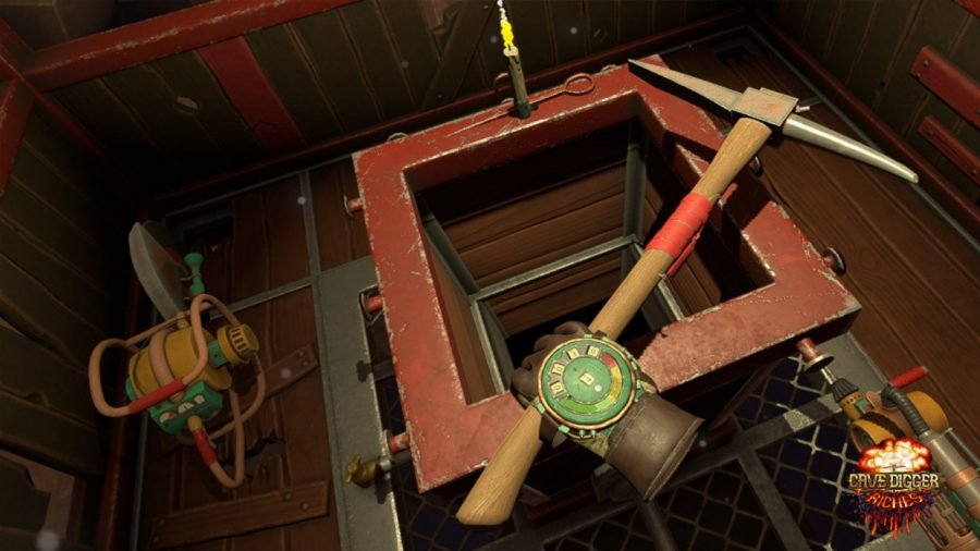 HTC Vive/Oculus/VIVEPORT VR Review – Cave Digger: Riches