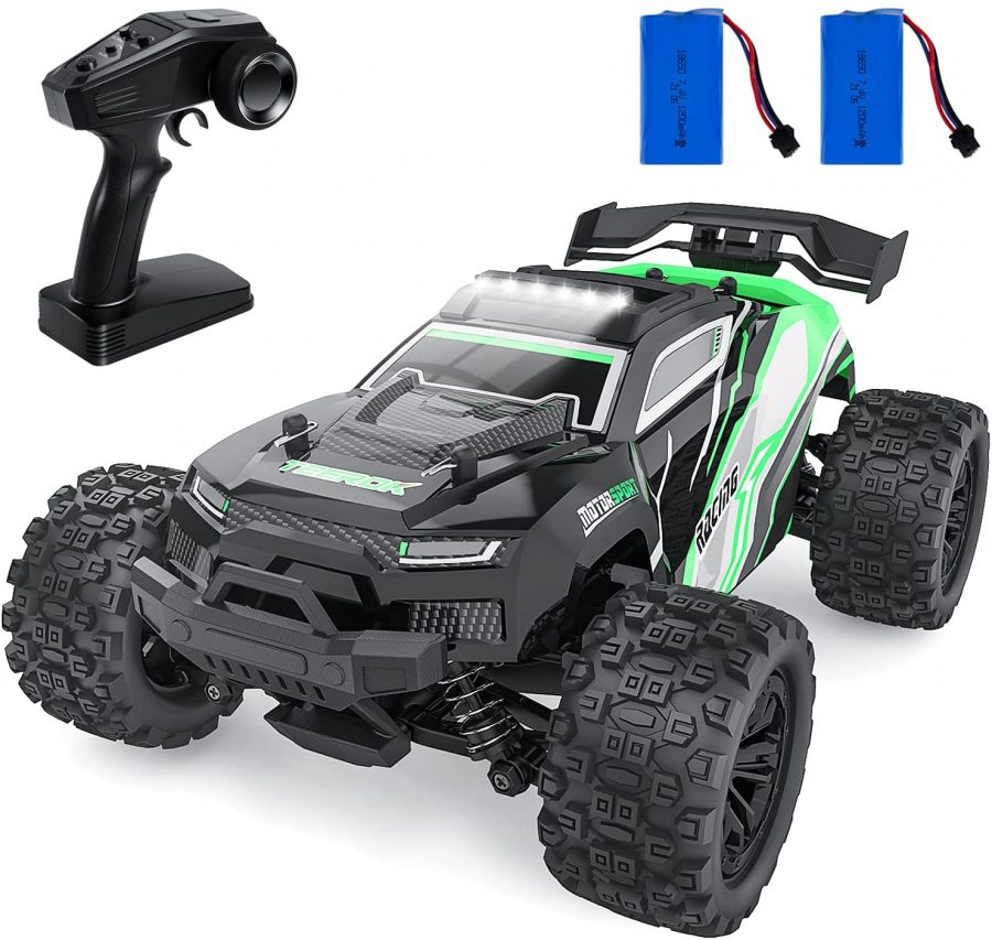 Review - TERROK 1:18 Scale Off-Road RC Car