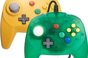 Review: miadore 2 Pack Retro N64 Controllers