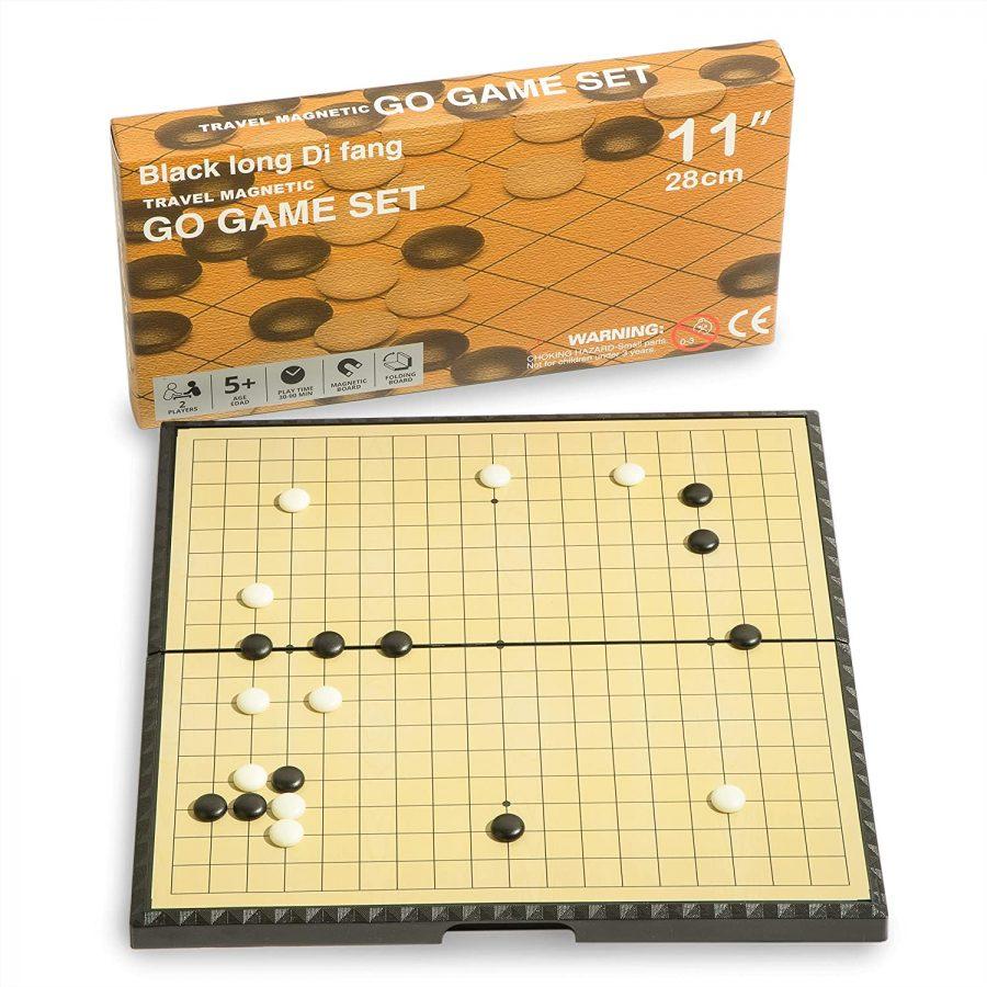 Review: Black long Di fang Travel Magnetic Go Game Set