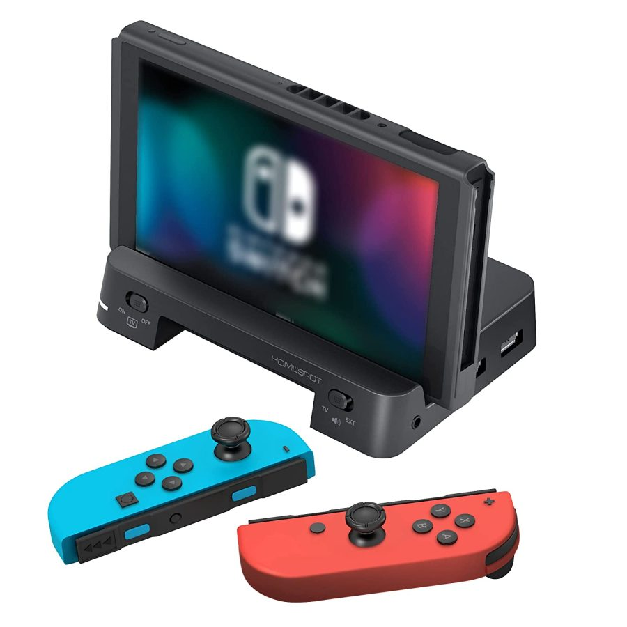 Review: HomeSpot Ethernet Media Docking Station for Nintendo Switch