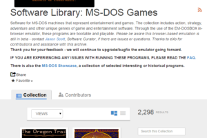Over 2000 favorite PC games are now online