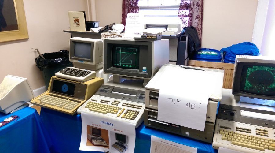 Vintage Computer Festival East 10, April 17-19; Wall, New Jersey