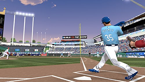 Things to know when upgrading to MLB 15 The Show on PlayStation Vita