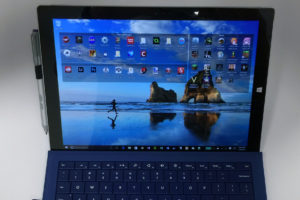 First Impressions of Windows 10 on a Surface Pro 3