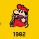 Infographic – Making Mario: The Creation and Evolution of Mario