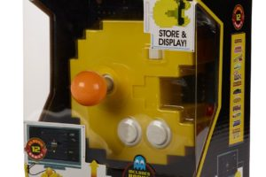 Review: Pac-Man Connect & Play 35th Anniversary Edition (includes videos)