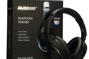 Review: Ausdom M05 Bluetooth Over-ear Headphones