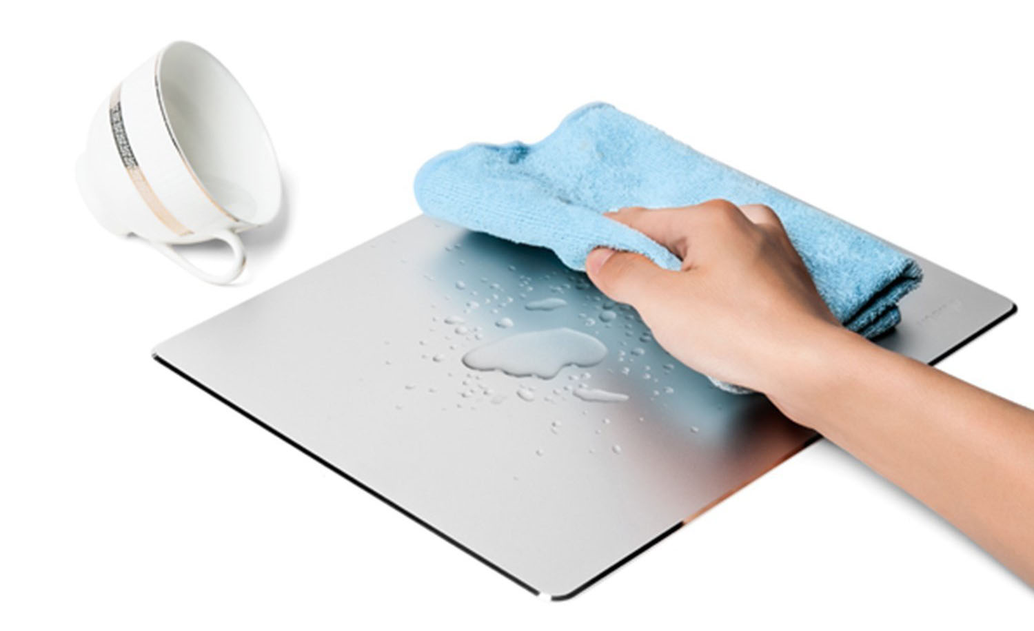 Review: AmazingWorks Aluminum Gaming Mouse Pad