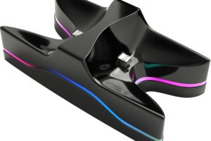 Review: TechSharkz Multi-colored Dual Charger for PlayStation 4