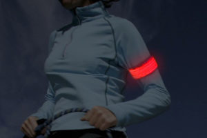 Review: Higo Heat Sealed LED Slap Armband