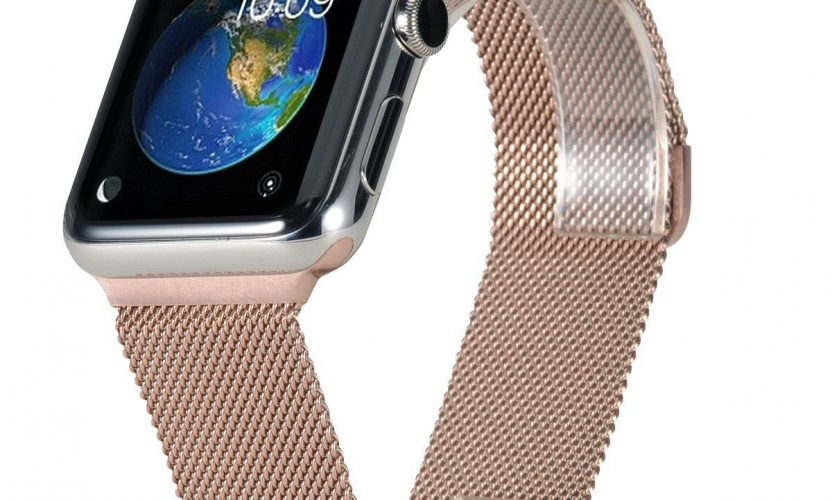Review: Morningsun XG Milanese Loop Magnetic Wrist Band for Apple Watch