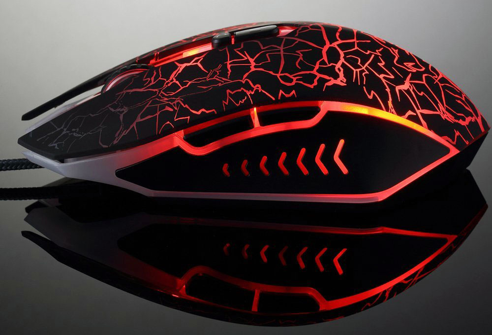 Review: JINLONG Ergonomic Wired Game Computer Mouse