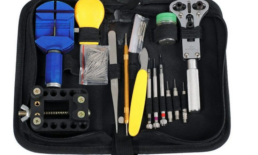 Review: BTSKY Professional 144 Piece Watch Tool Kit