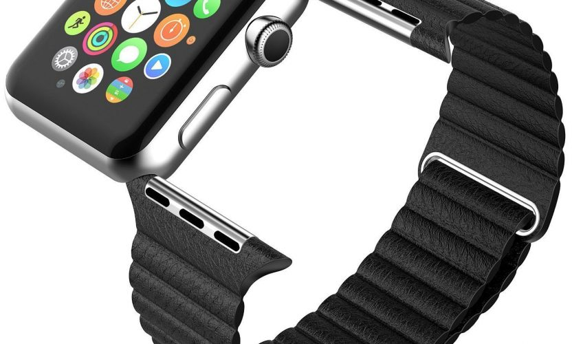Review: Morningsun XG Genuine Leather Loop with Magnet Lock for Apple Watch