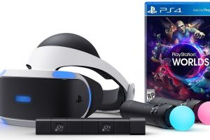 First Impressions: Sony PlayStation VR (PSVR) for PlayStation 4 (PS4)