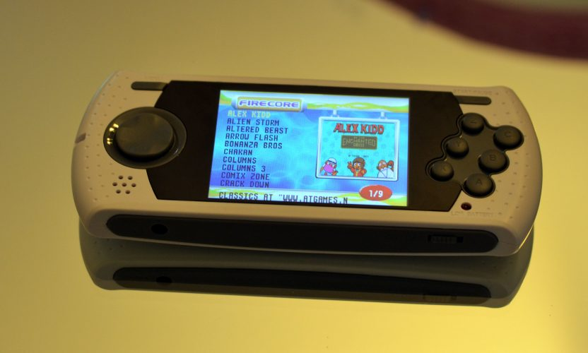 Review: Sega Genesis Ultimate Portable Game Player (AtGames, 2016) (includes videos)