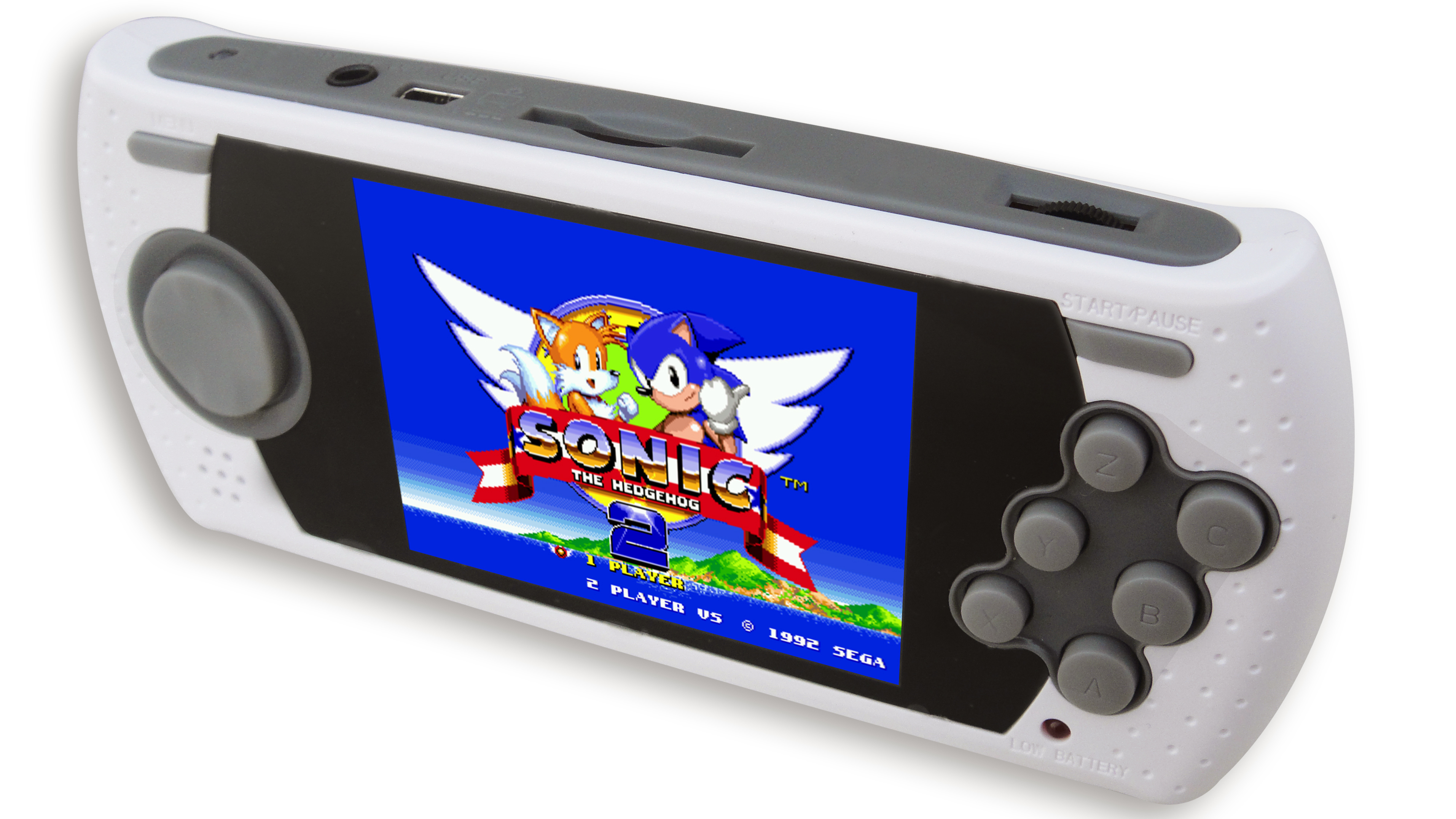 Review sega genesis ultimate portable game player for Ptable games