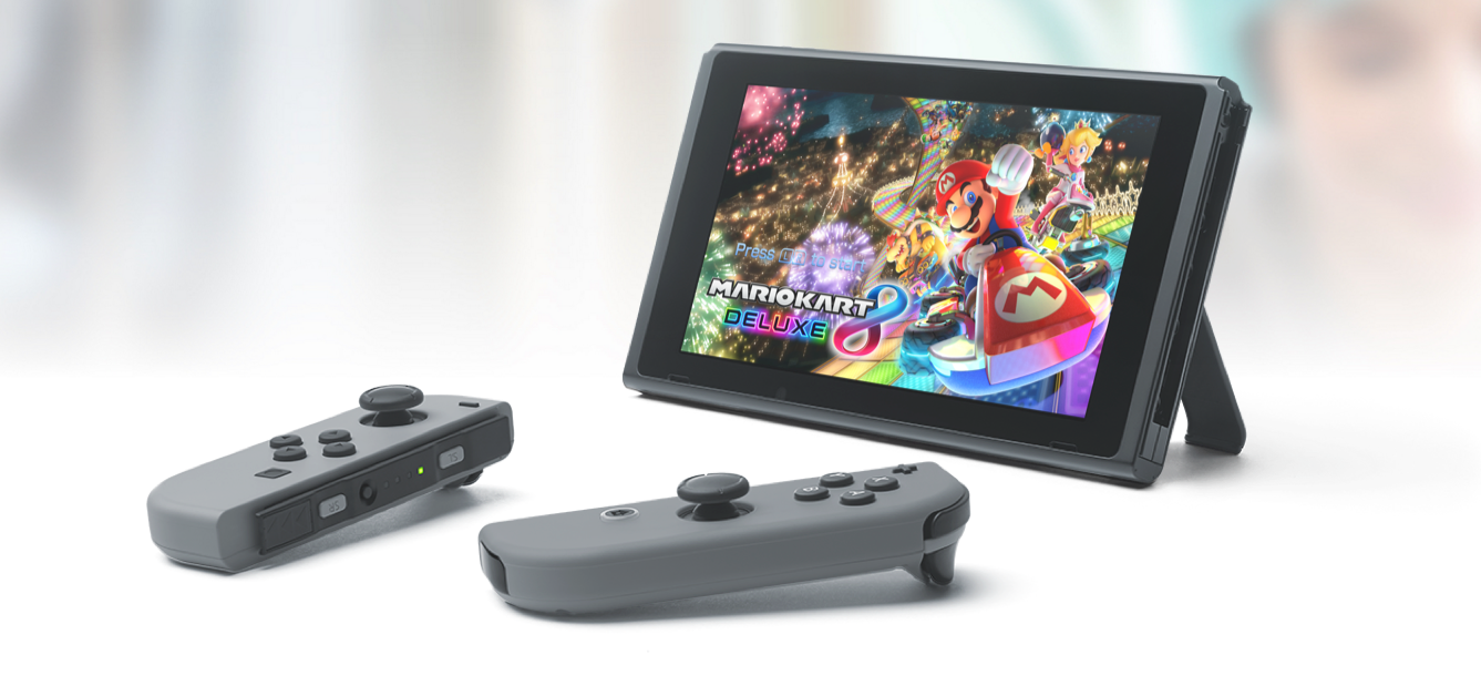 Nintendo Switch Presentation and Places to Pre-order