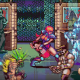 PAPRIUM, an amazing new beat 'em up for the Sega Genesis/Mega Drive released!