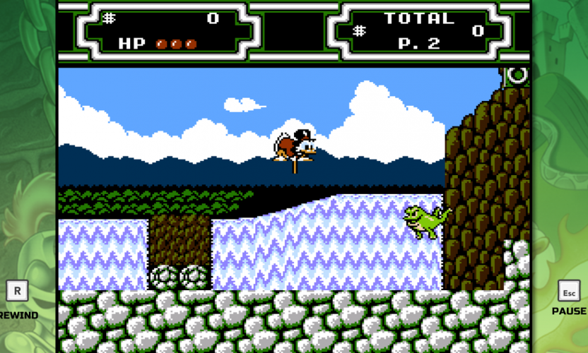 The Disney Afternoon Collection now available – Six classic NES games on modern systems