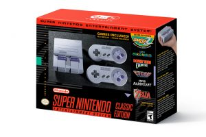 Nintendo Officially Announces Super NES Classic Edition!