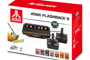Atari Flashback 8 Classic Game Console (2017): The Official Game List