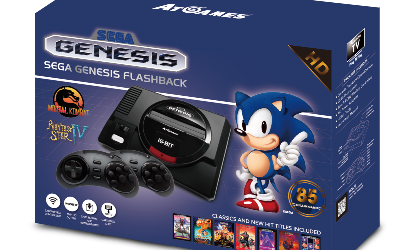 Sega Genesis Flashback (2017): The Official Game List