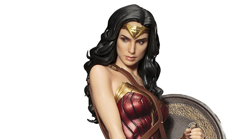 Quick Look: ArtFX Wonder Woman 1/6 Scale Pre-painted PVC Statue