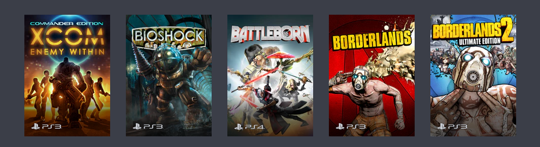Name your own price PS3, PS4, and PlayStation Vita games out now from Humble Bundle!