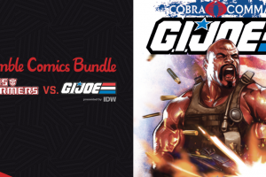 Name your own price Transformers and G.I. Joe comics from Humble Bundle!