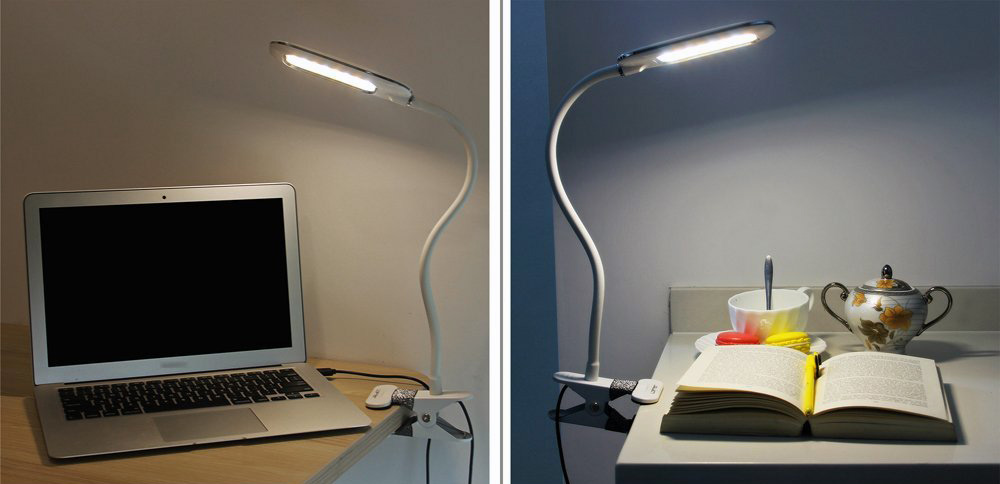 Review: Lofter Dimmable LED Flexible Desk Lamp
