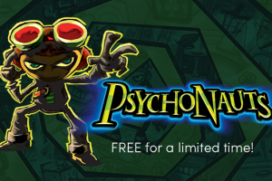 For a limited time, get your free copy of Psychonauts!