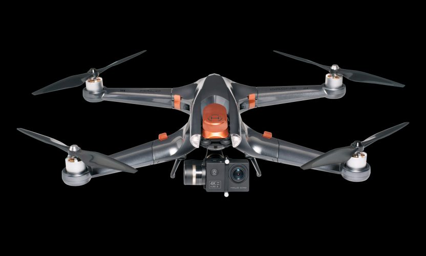 Press Release and First Look: Halo Drone, the Best Drone?