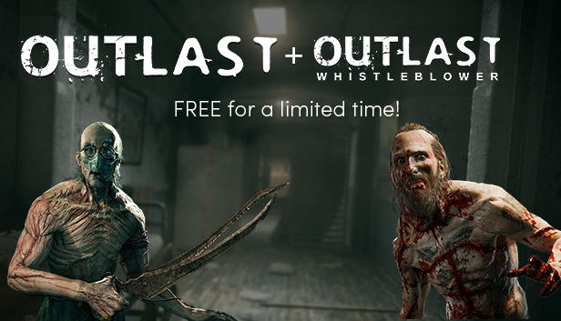 Outlast and Whistleblower DLC free for 48 hours, plus End of Summer Sale Encore!