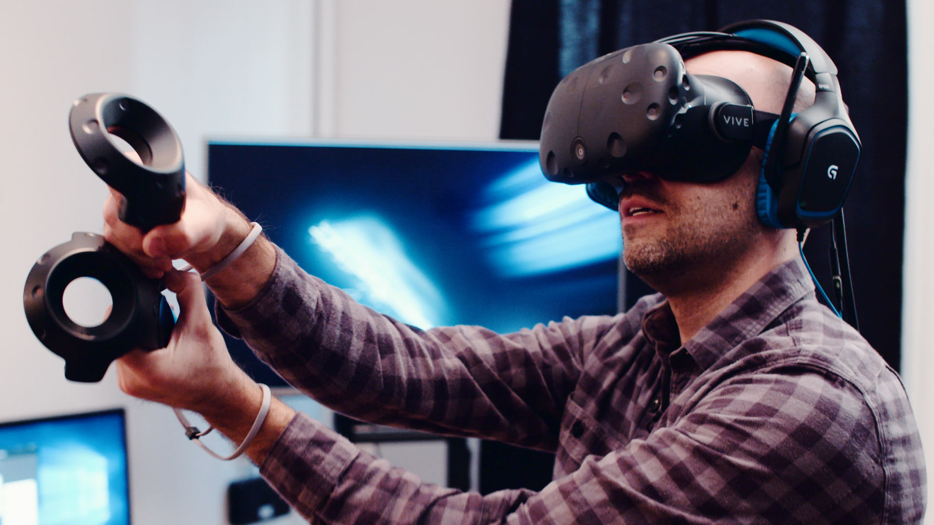 Five Next Gen Games To Play On Your Vr Ready Laptop