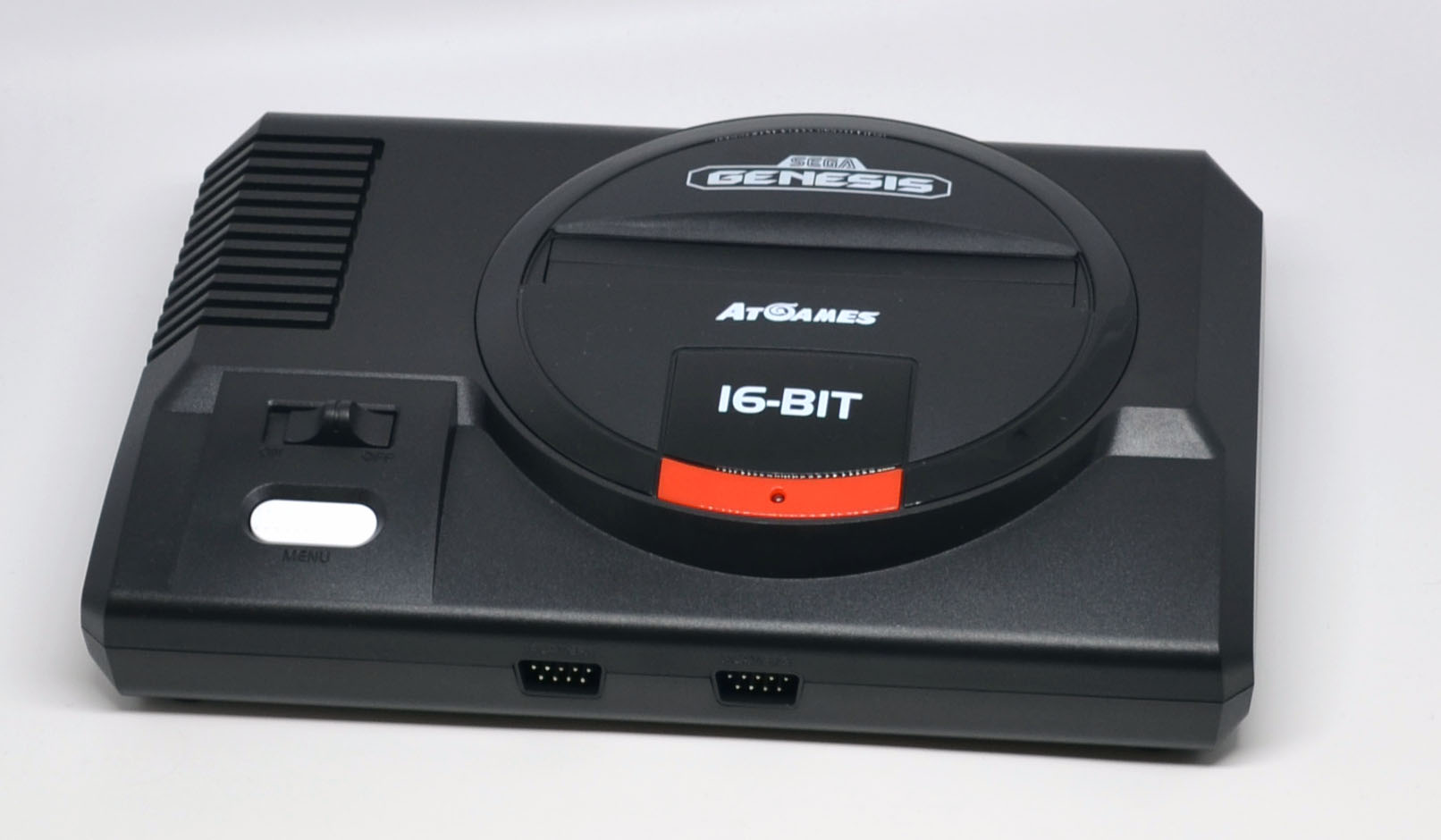The console.